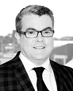 Board member Alistair Eagles