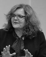 Board member Susan Parsonage