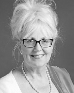 Board member Susan Rutherford