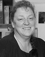 Board member Sue Black